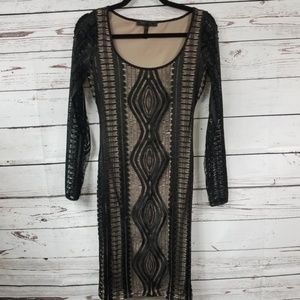 BCBG MaxAzria Tanya Lace Dress